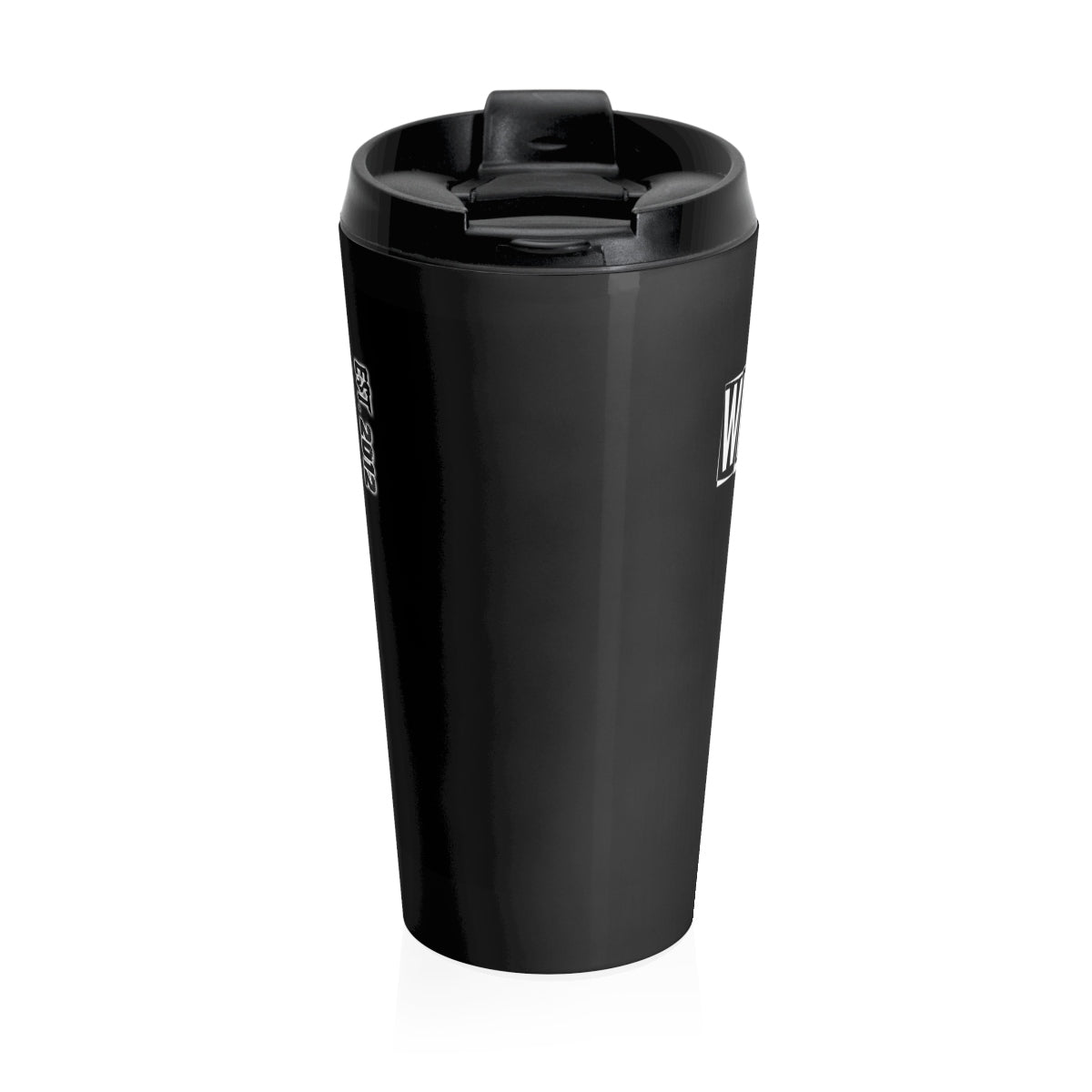 Snowboard Air/ Est 2012/ Stainless Steel Travel Mug