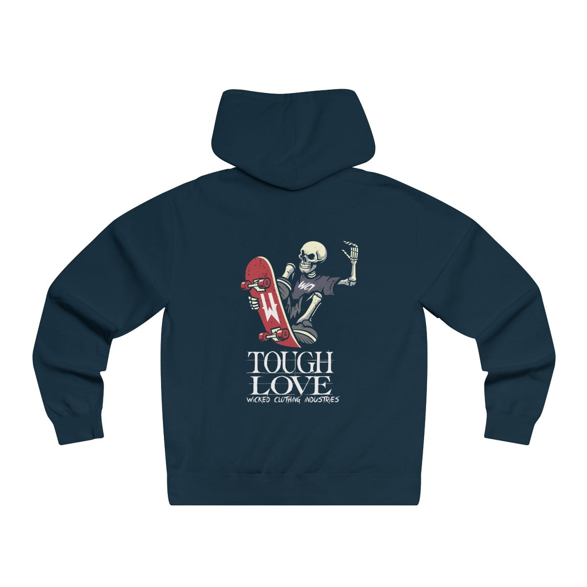 Tough Love/Men's Lightweight Pullover Hooded Sweatshirt