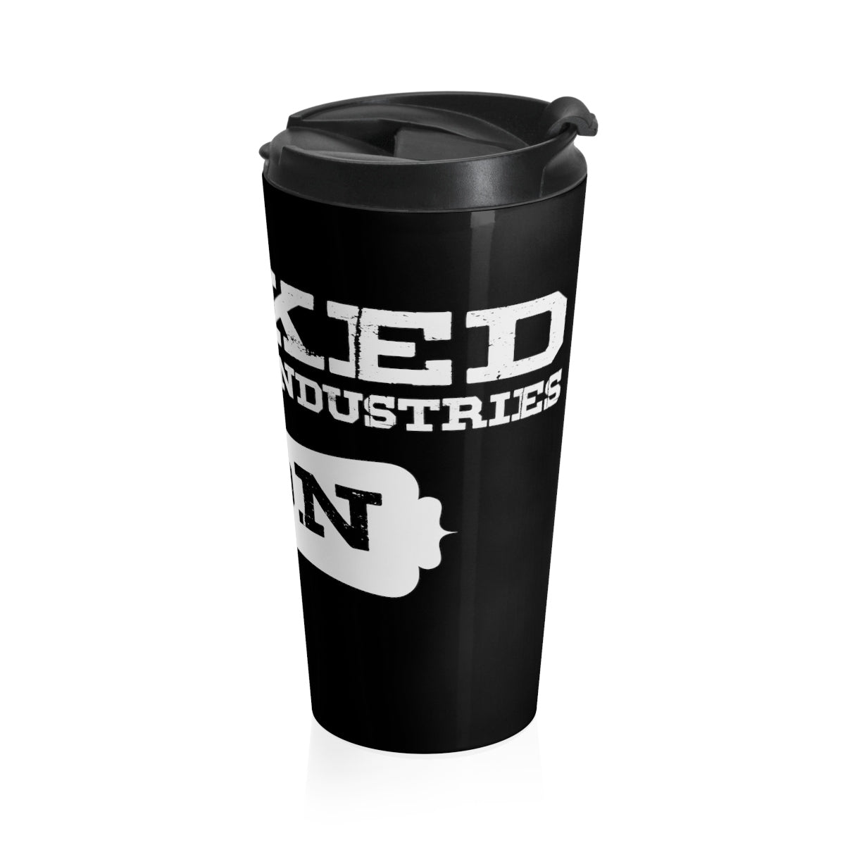 ICON/Stainless Steel Travel Mug