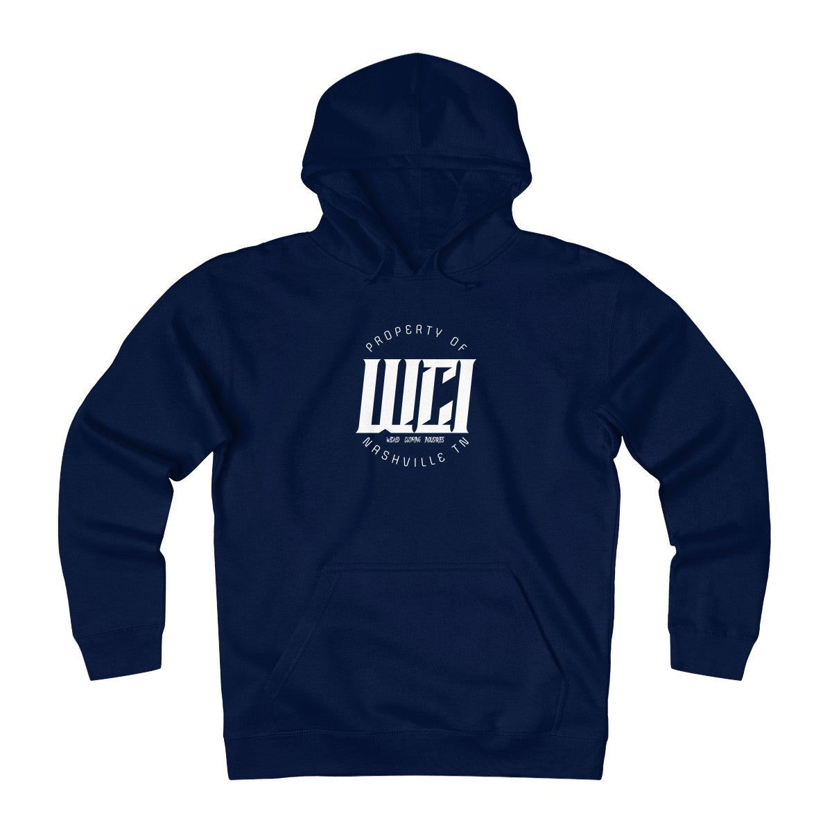 Property Of WCI/ Heavyweight Fleece Hoodie