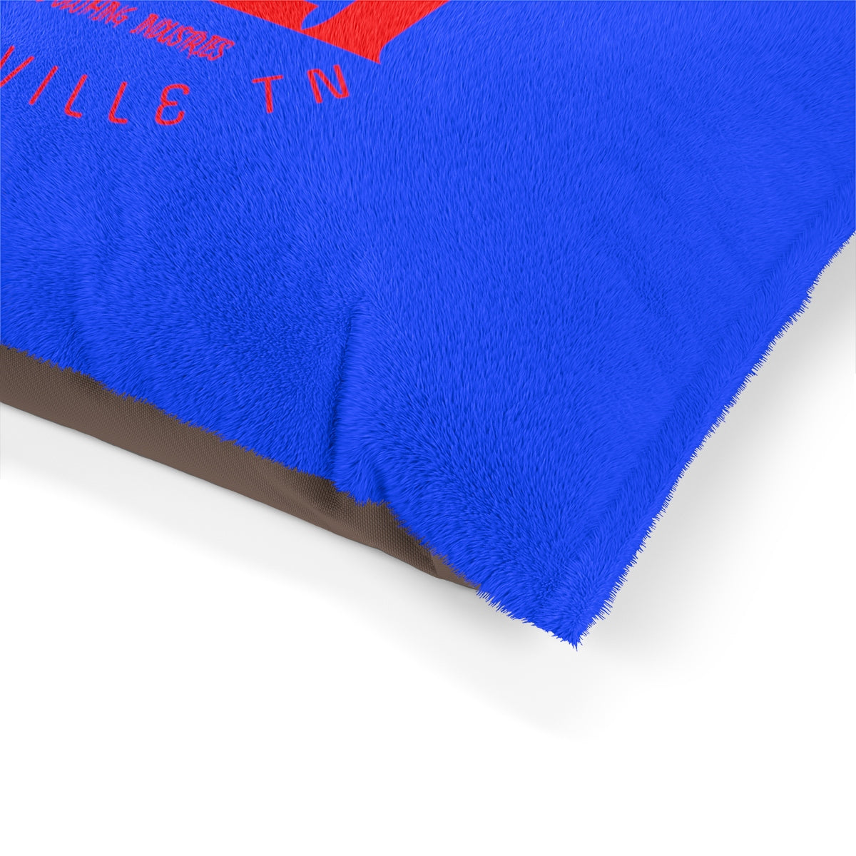 WCI/Red/Royal Blue/Pet Bed