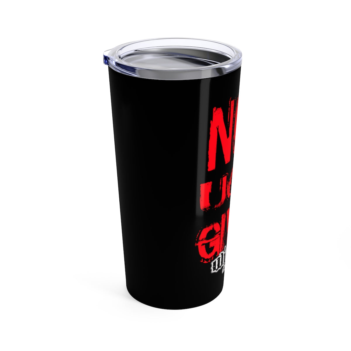 No Fucks Given/ Red/ Tumbler 20oz