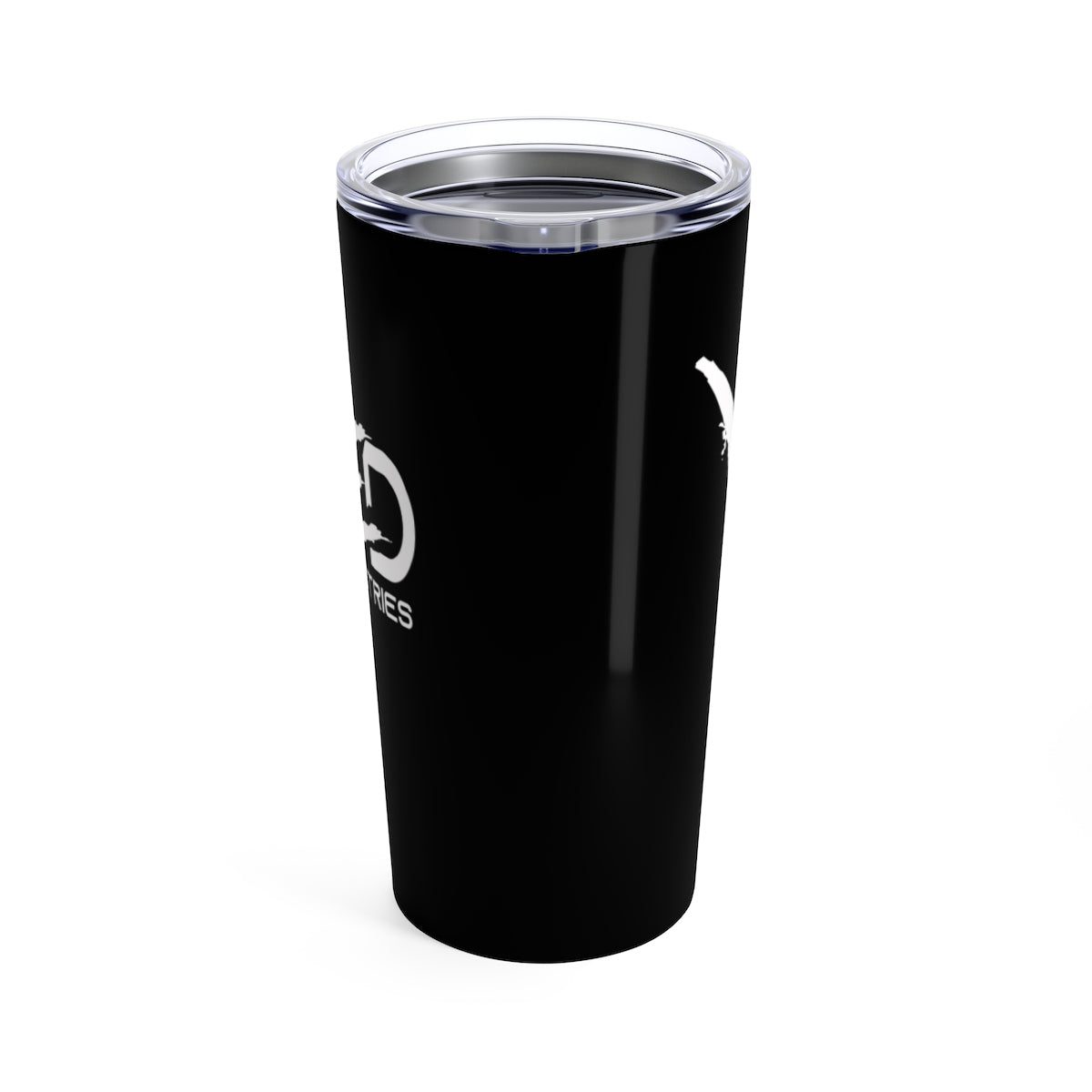 WCI GRIND WHITE & BLACK Tumbler 20oz