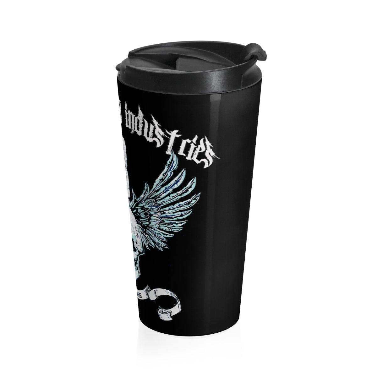 Stainless Steel Travel Mug LUCKY 13