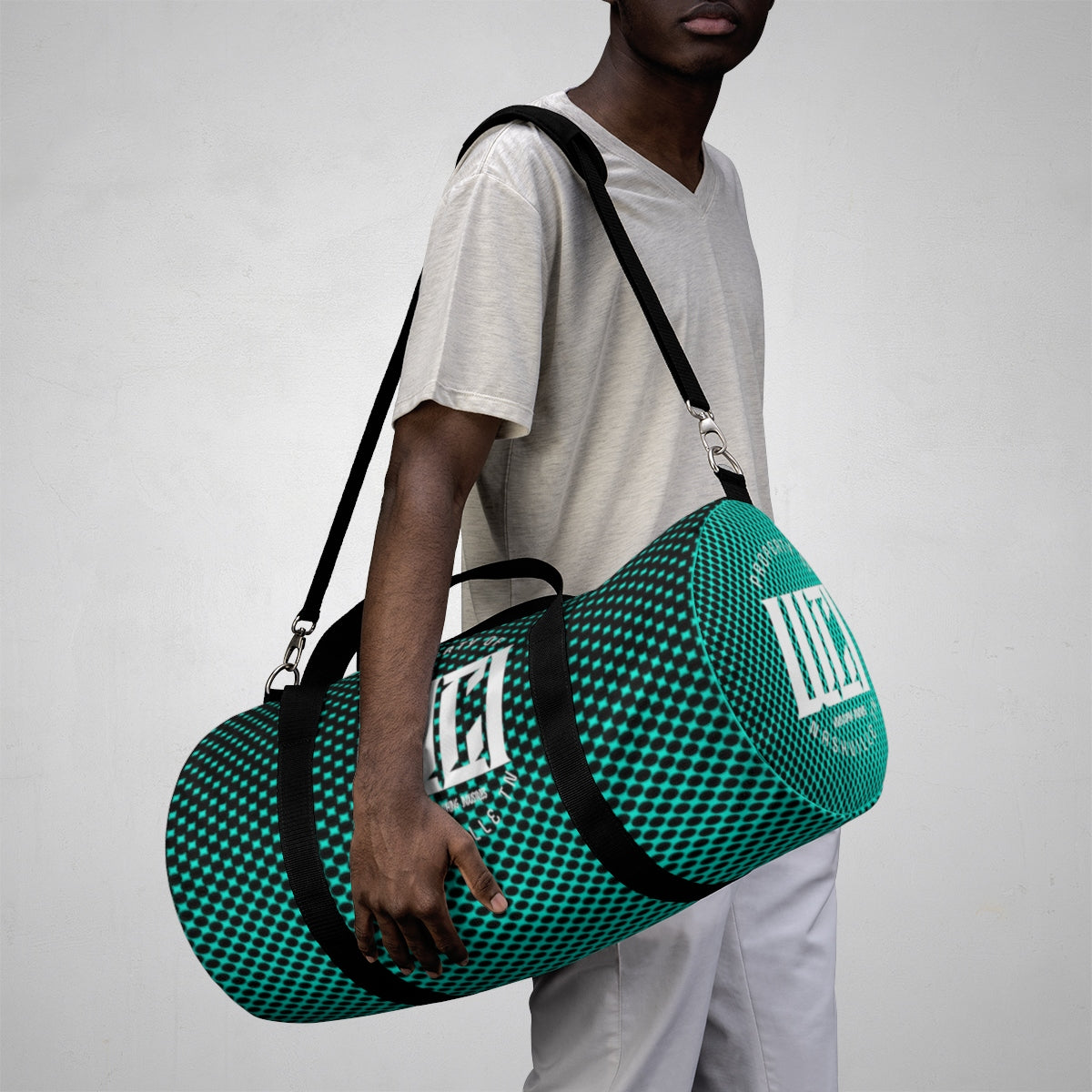 WCI/Mint/ Duffle Bag