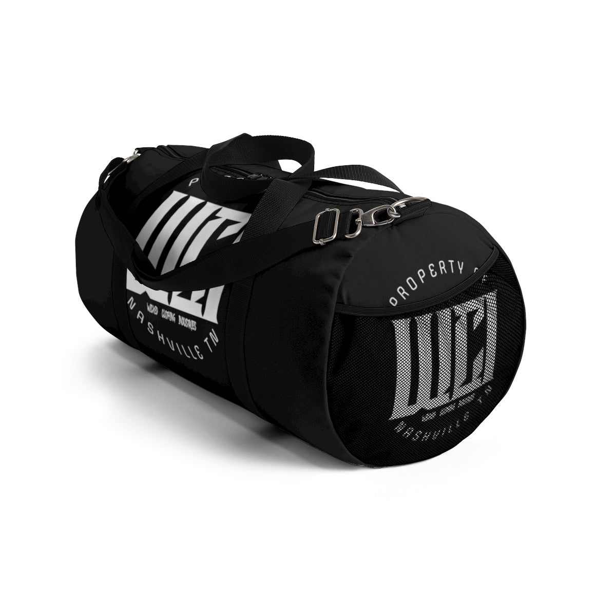 WCI/Black/Duffle Bag