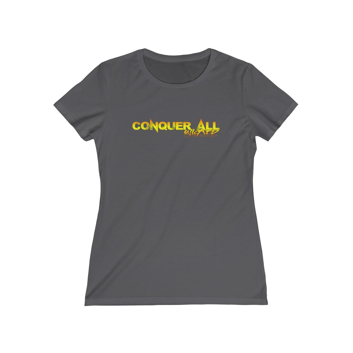 Conquer All/ Sunrise/ Women's  Tee