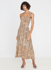 SAINT TROPEZ MIDI DRESS