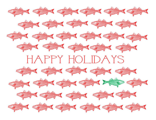 Holiday Fish School