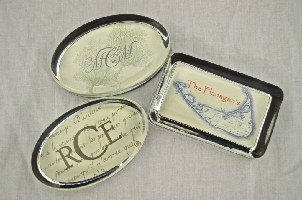 Custom Paperweights -  Rectangle