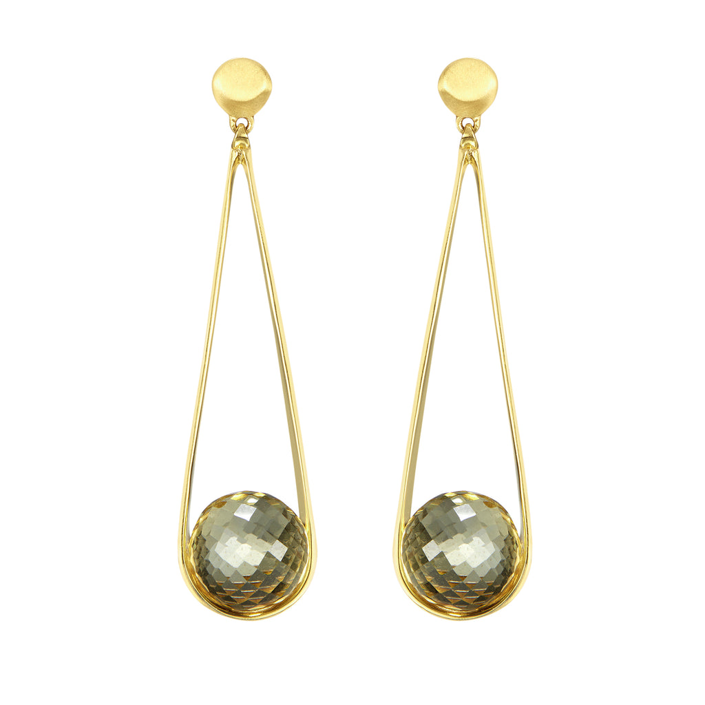 Ipanema Earrings by Dean Davidson