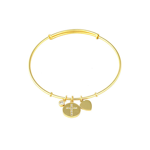 Children's Charm Bangle