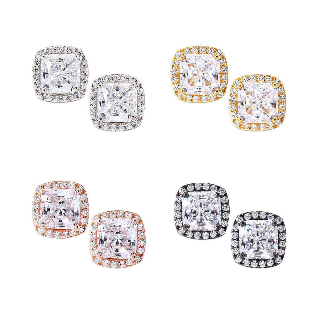Best Selling Square Stud Earrings