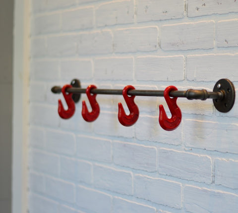 Industrial Wall Hook