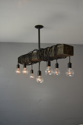Wood Beam Chandy