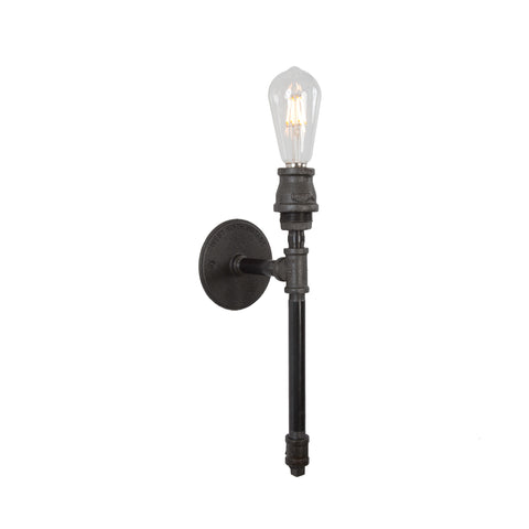 Devon Tall Torch Sconce
