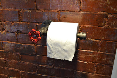 Industrial Toilet Paper Holder | Single