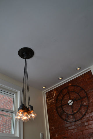 Industrial Multi Pendant Light