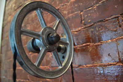 Industrial Wall Pulley