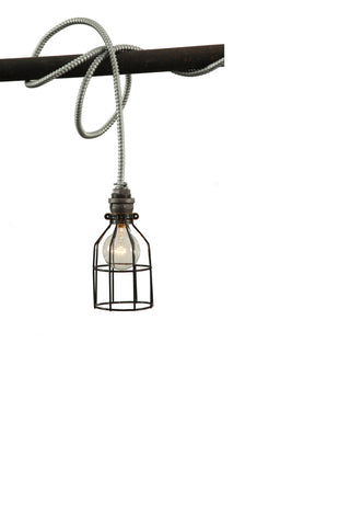 Conduit Pendant Light