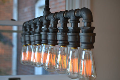 Industrial Style Chandelier