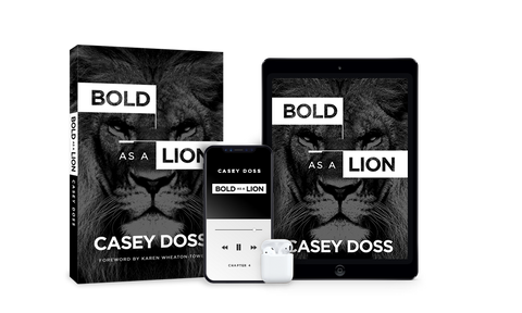 Bold As A Lion - Single Package (Pre-Order w/ Bonuses)
