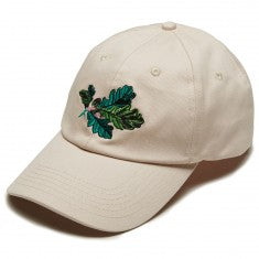 cream colored dad hat