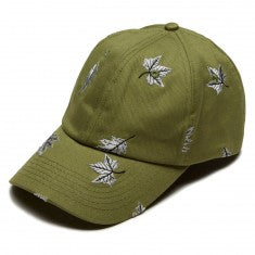 army green dad hat