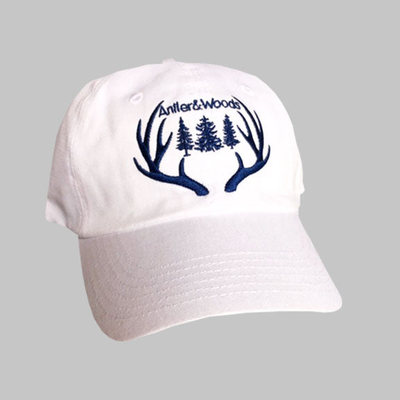 THE DAD HAT - WHITE