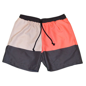 Seaside Swim Trunks - Multi