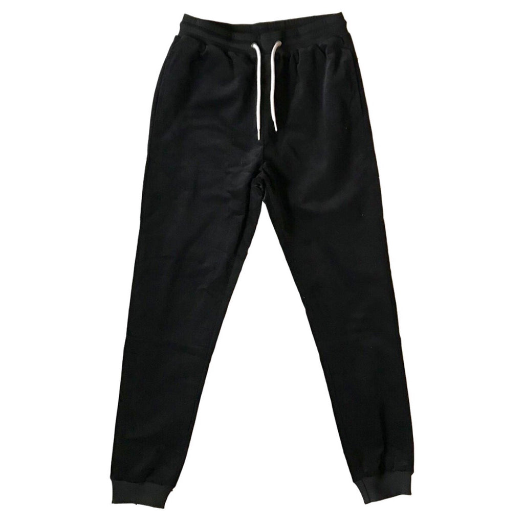 Kingston Corduroy Jogger - Black