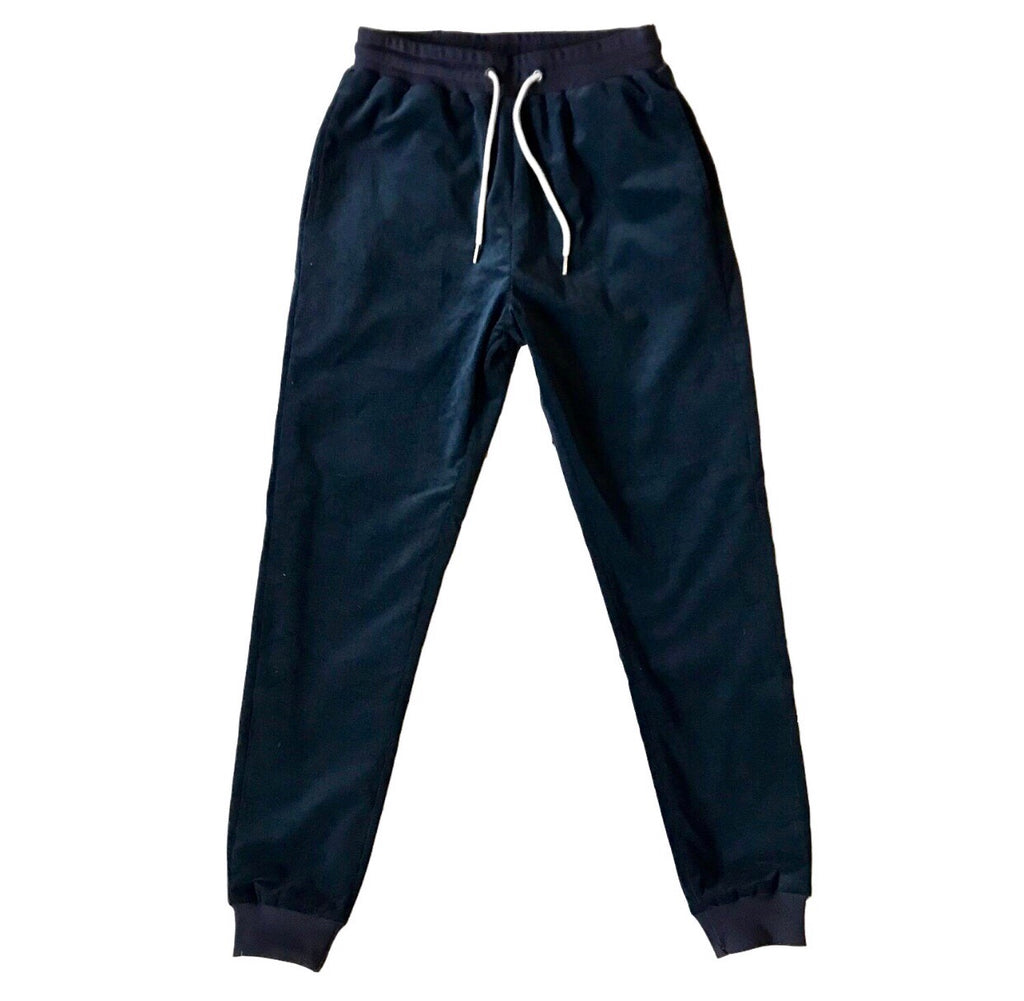 Kingston Corduroy Jogger - Navy