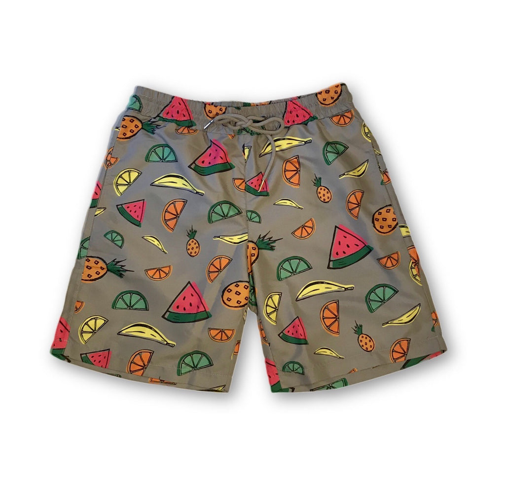 The Market Swim Trunks - Grey