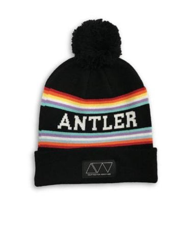 Crafted For Adventure Beanie - Black