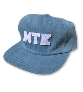 Montauk Denim Polo Hat