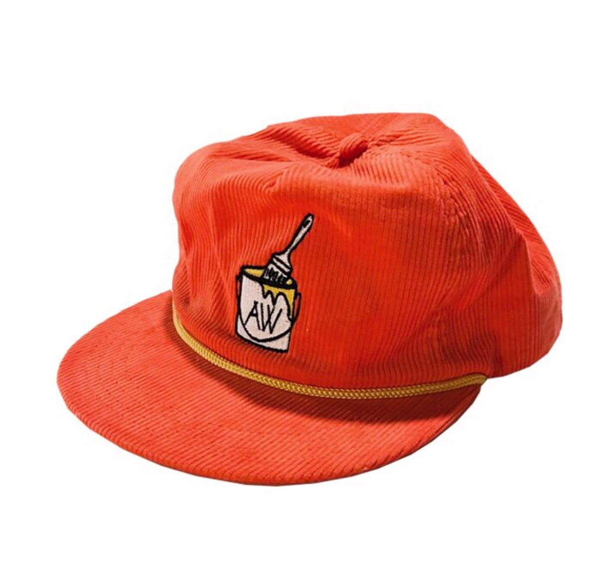 Paint Can Corduroy Hat