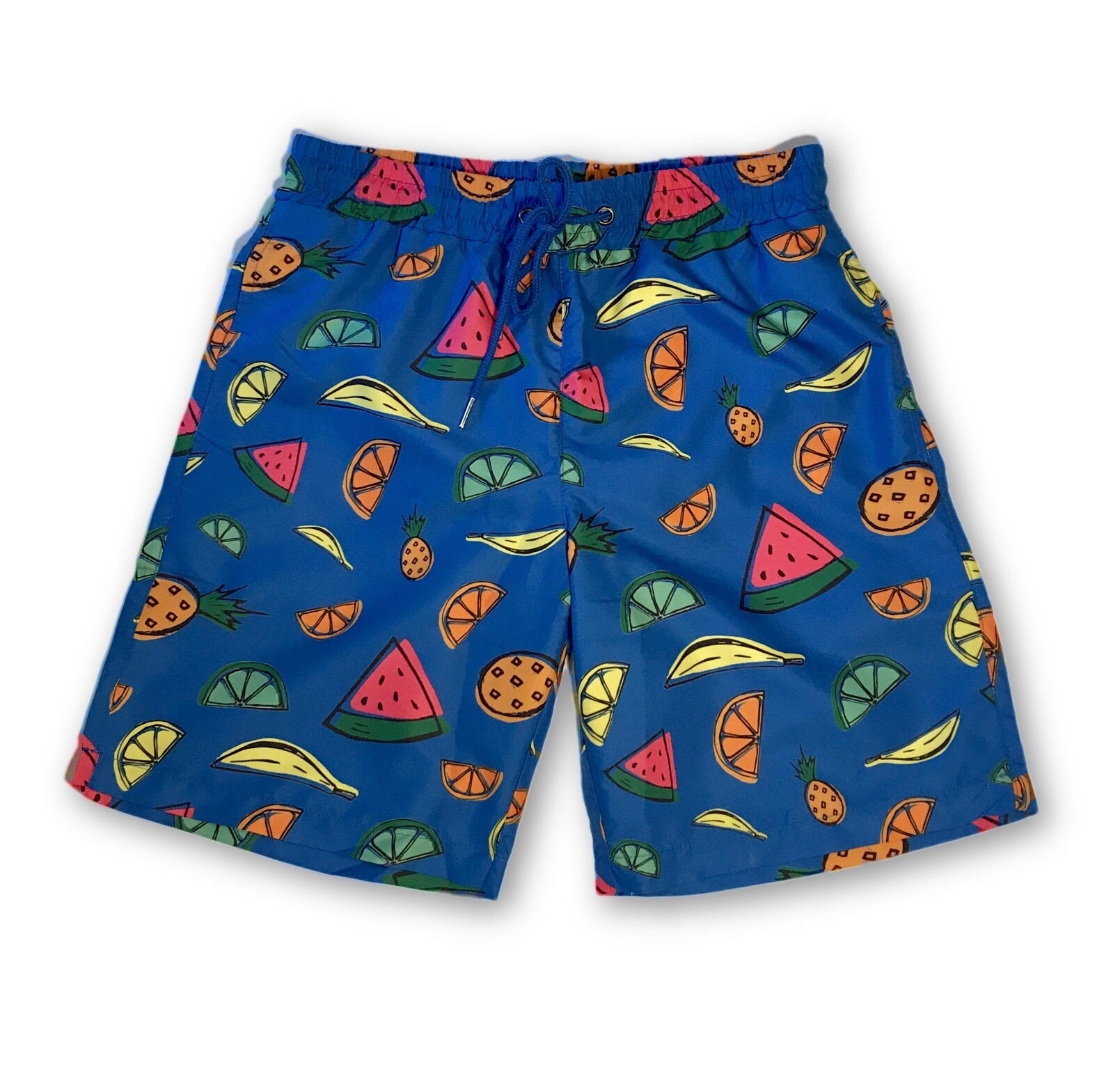 The Market Swim Trunks - Blue