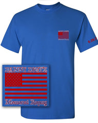 8th Annual Danny Dietz Memorial Roping T-Shirt