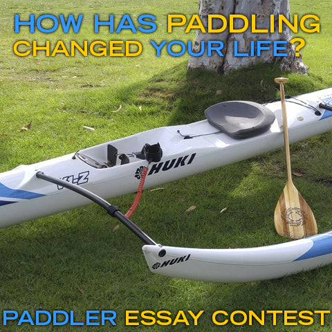 OC1 Essay Contest - How Has Paddling Changed Your Life?