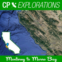CP Explorations - Monterey to Morro Bay
