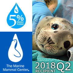 2018 Quarter 2 Paddler Pledge Recipient - Marine Mammal Center