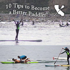Tips to Become a Better Paddler