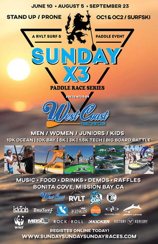 SundayX3 Race Series