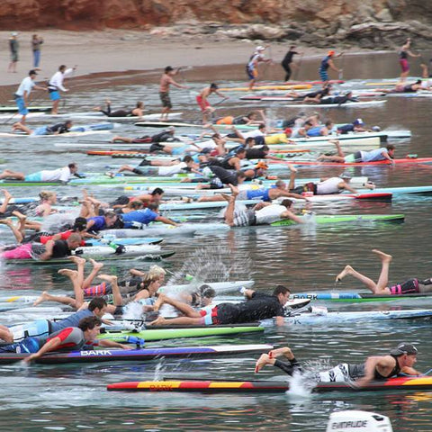 Rock 2 Rock Paddleboard Race
