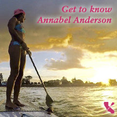 Annabel Anderson Interview
