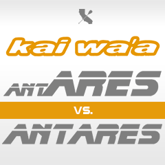 Kai Wa'a Ares vs. Antares OC1 Comparison