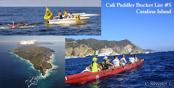 Best places to paddle in California