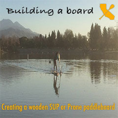 Build your own paddle board-SUP Prone