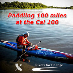 Cal 100 Paddle Race