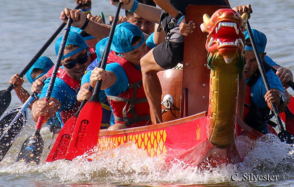 Cali Paddler Dragon Boat